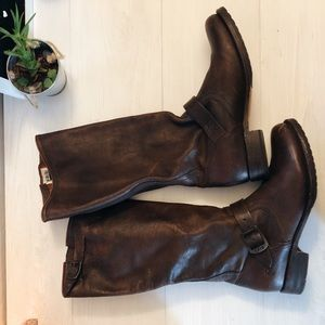 FRYE BOOTS (make an offer)